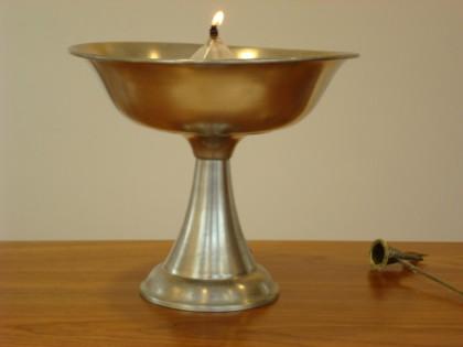 CVUUS pewter chalice